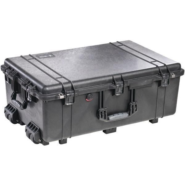 Pelican 1650-020-110 1650 Protector Case with Pick N Pluck Foam