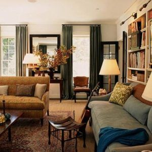 Interior Design Living Room Traditional