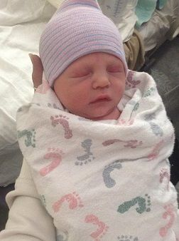 The newest member of our family - Branch Manager Michael Shotnik welcomes his new baby boy Beckett into the world! 4/29/14
