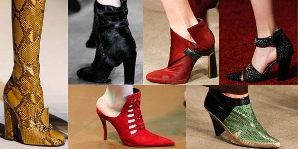 Качественная стильная обувь для зимы