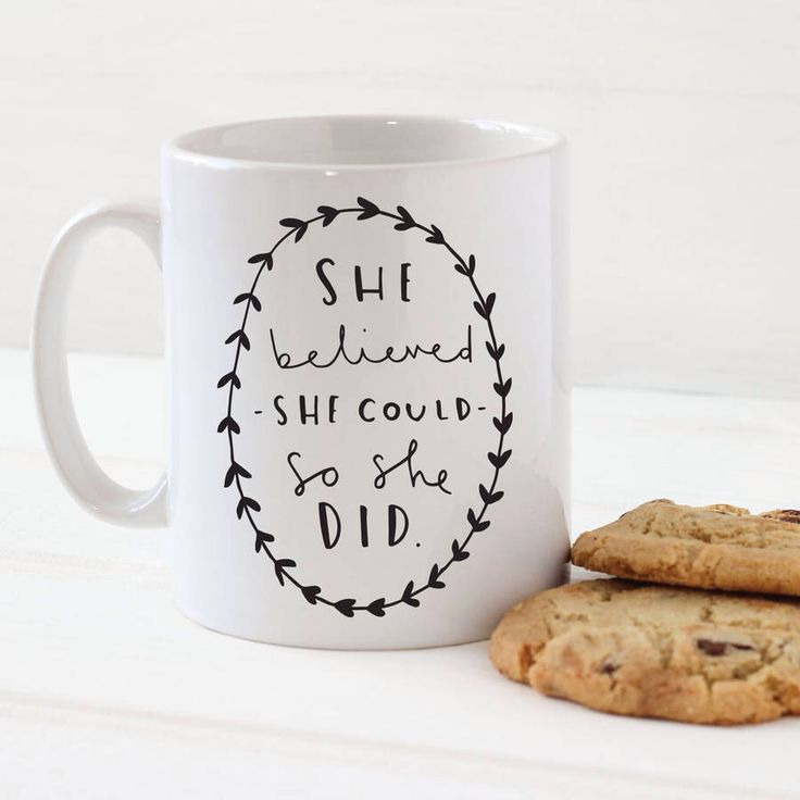 Motivational #mug, for a positive days #work!