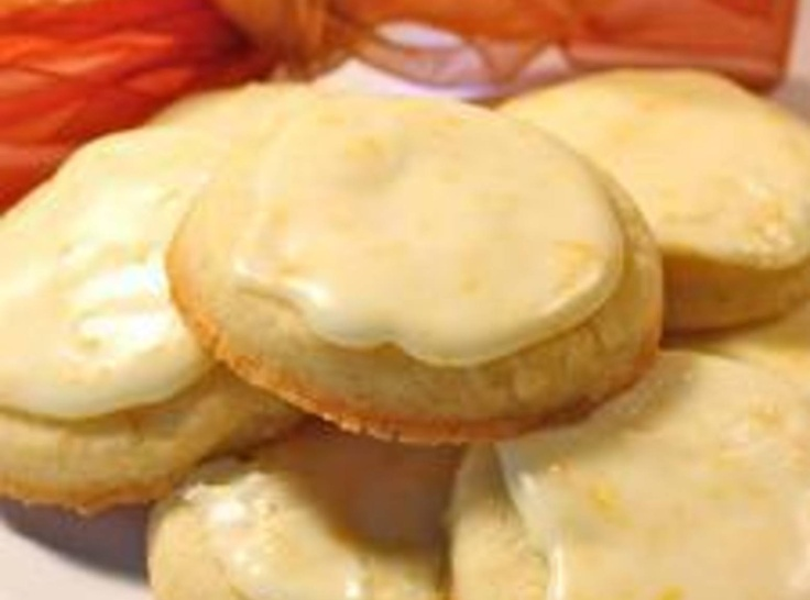Outrageously Moist Orange Cookies; My Mom used to make these--they got eaten up so fast!! Really a good cookie ;o)