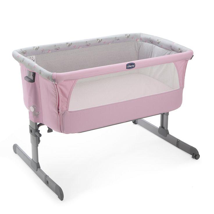 Postieľka Chicco Next2me - Princess - Detské postieľky   Babytrend.sk