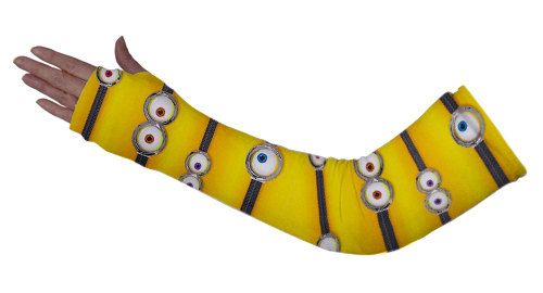 """Full Arm Cast Cover - """"Despicable"""" by Kuvrs on Etsy"""