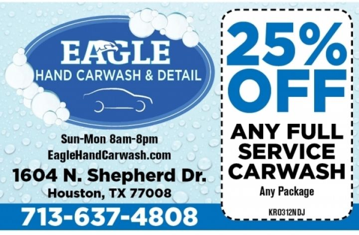 Eagle Hand Car Wash & Detail