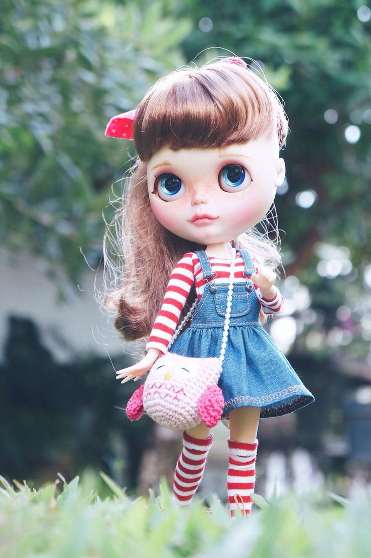 A personal favorite from my Etsy shop https://www.etsy.com/listing/548122683/blythe-skirt-overal-jeans