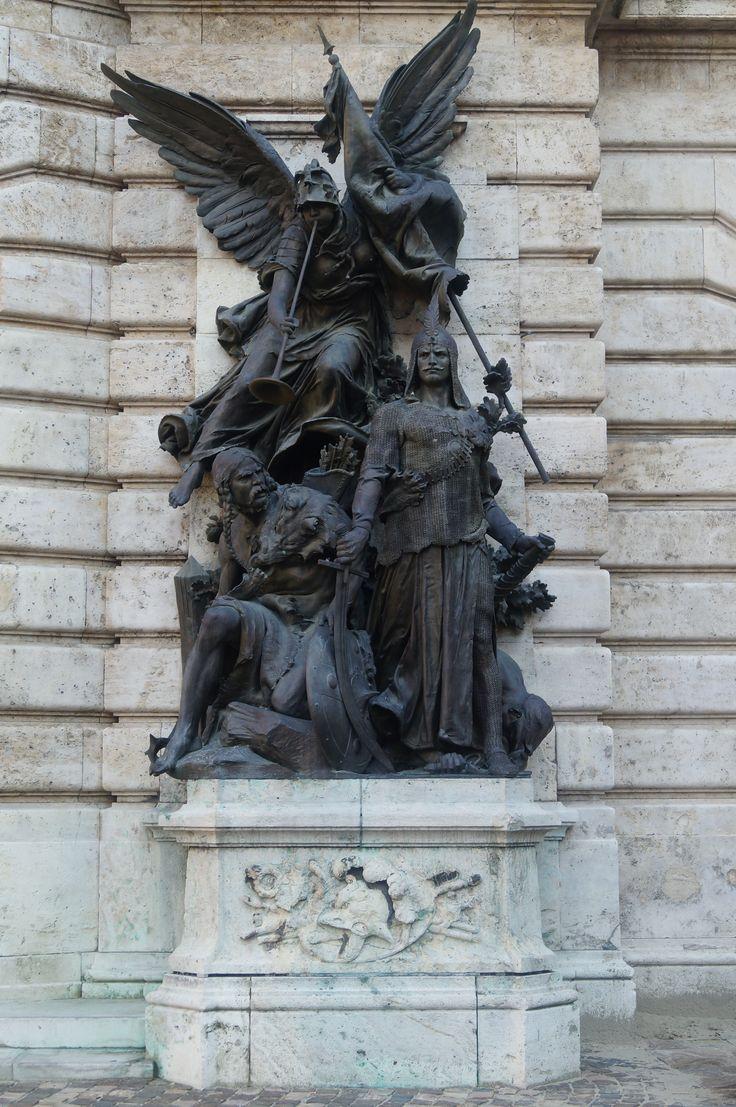 Guerrero. Foto tomada en Budapest.