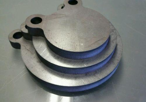 Targets 73978: 1 2 Gong Targets, Plinking Target, Metal Targets, Shooting, Hunting, Steel -> BUY IT NOW ONLY: $35 on eBay!