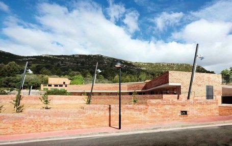 Jardín de Infancia en Pratdip. David Tapias y Núria Salvadó