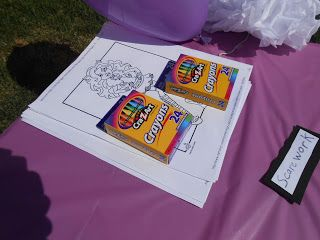 Monster high Birthday party activities So Great!!! Maybe print out the coloring