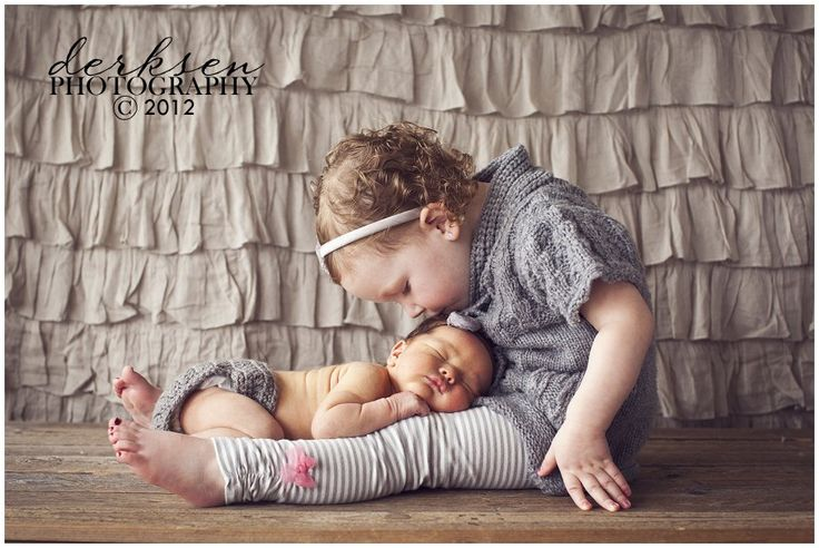 Sister & Baby