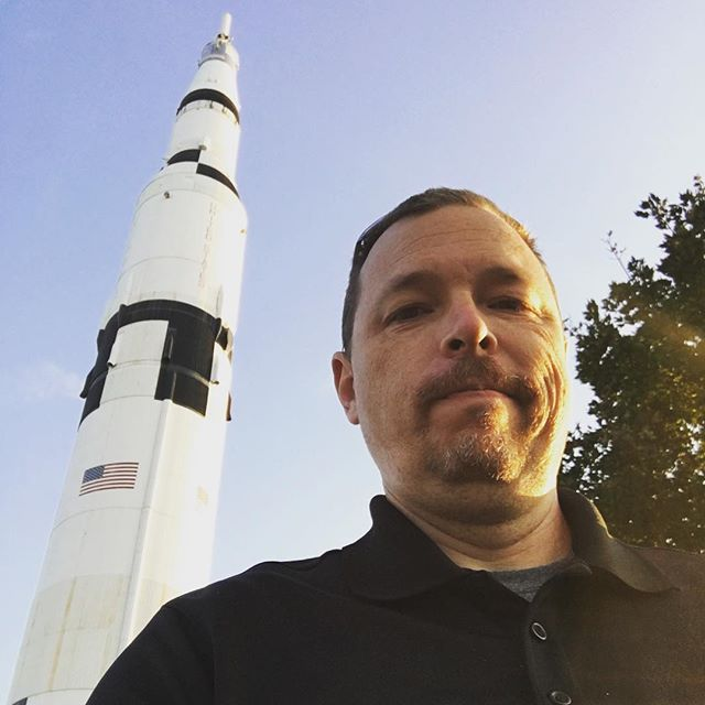 Taking this pic never gets old! #huntsvilleal #rocketcity