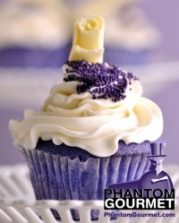 These would be cool little purple treats.