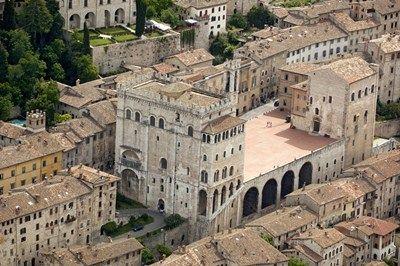Our wonderful Gubbio!  www.tartufointavola.it