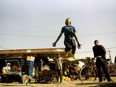 Iraq is Flying by Jamal Penjweny via PhotographicMuseum.com