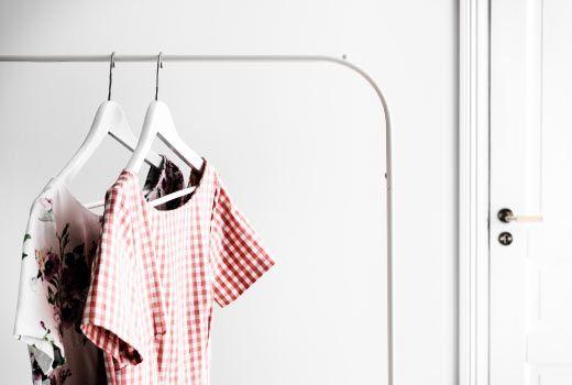 die besten 25 ikea kleiderst nder ideen auf pinterest kleiderst nder von ikea wei e. Black Bedroom Furniture Sets. Home Design Ideas