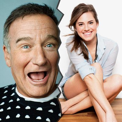 Robin Williams vs. Allison Williams: Who's the Better Peter Pan?