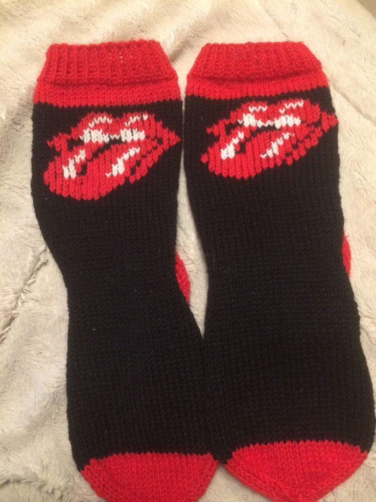 Rolling Stones - villasukat
