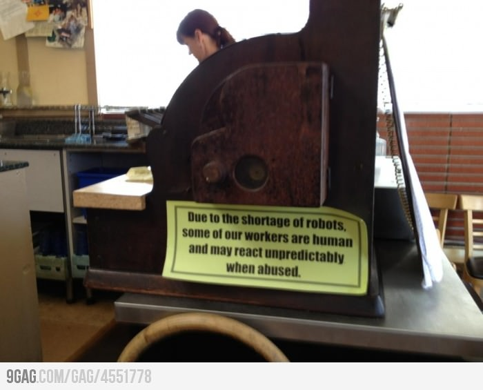 Saw this in a restaurant. Best Sign Ever. | Humor ...