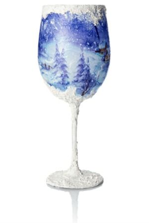 Modge Podge Glass | ... decoupage projects. This is a guide about using Mod Podge on glass