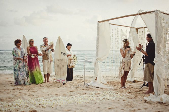 Future dream - Nammos Beach at Karma Kandara Resort, Bali