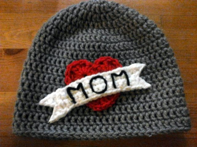 Mom Punk Rock Tattoo Hat