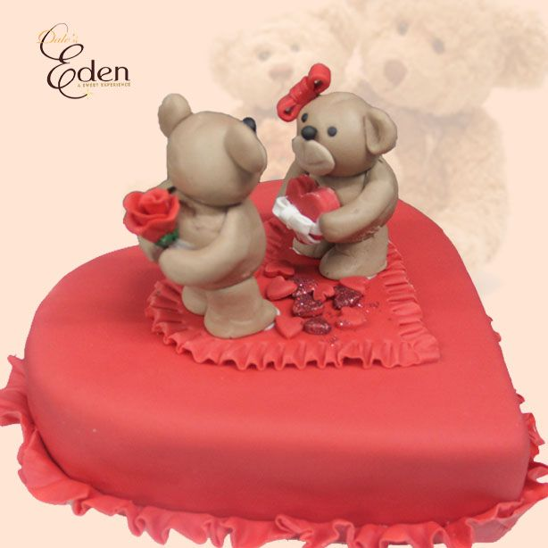 Dale' Eden ~ Happy Teddy Day