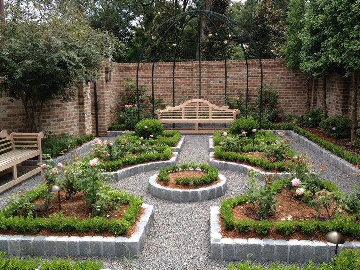 378 best Bontott tgla a kertben images on Pinterest Gardens