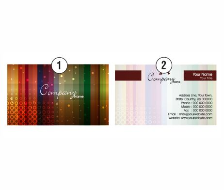 Lenticular Business Card 3D Motion #brandability #corporate gifts #businesscards