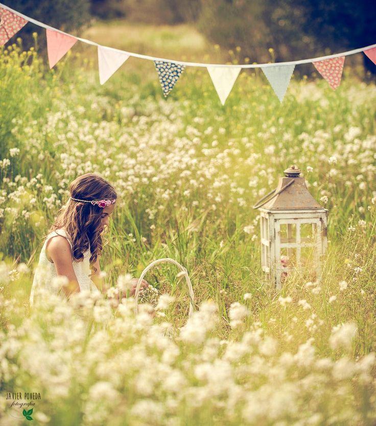 Las 25 mejores ideas sobre fotograf a infantil en for Fotos comunion exterior nina