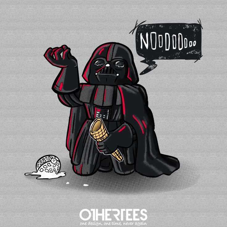 """Drama Lord"" by rasabi on sale until 12th August on othertees.com Pin it for a chance at a FREE TEE! #starwars #lordvader #darthvader #vader #anakinskywalker"