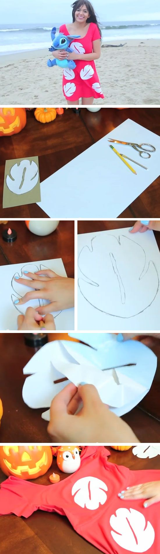 Last Minute DIY Halloween Costumes for Teens | Lilo