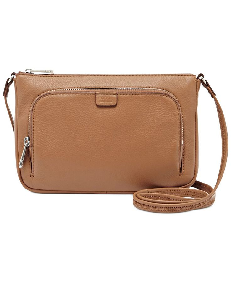 Fossil Riley Leather Mini Bag Products Pinterest