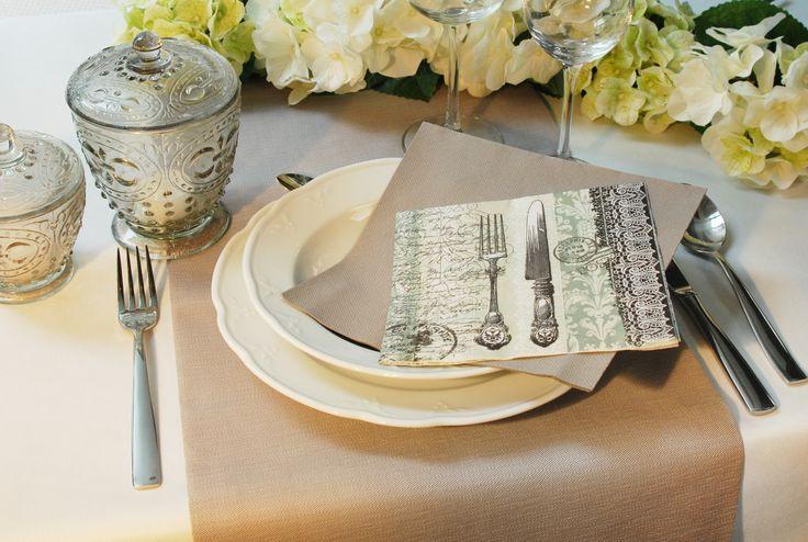 Papstar cutlery set