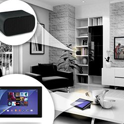 Here's how to use Bluetooth speakers to set up wireless surround sound with your TV or your tablet.