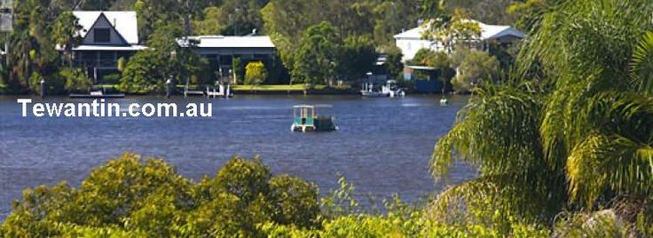 Tewantin on the Noosa river www.noosaviplimousines.com airport transfers to your accommodation, wedding