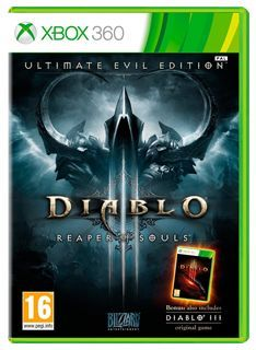 Activision Diablo III (3) - Ultimate Evil Edition on Xbox 360 Diablo III Ultimate Evil Edition Includes: Diablo III Reaper of Souls Expansion PackBlizzard Entertainments epic action-RPG Diablo III is moving the eternal war between the High Heavens and the Burnin http://www.MightGet.com/february-2017-1/activision-diablo-iii-3--ultimate-evil-edition-on-xbox-360.asp