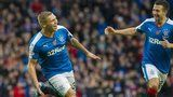 Scottish Championship leaders Rangers rediscovered winning ways with a resounding 4-0 victory over bottom side Alloa Athletic. Clinical strikes by Martin Waghorn and James Tavernier had the Wasps worrying about a stinging defeat from early on.