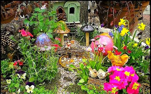 Gnome In Garden: 28 Best Images About Kid-friendly Backyard Fun Ideas On