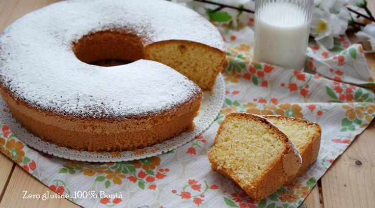 Ciambella paradiso senza glutine facile da preparare e buonissima, ideale da gustare a colazione o merenda. Scopri la ricetta