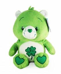 #Troetelbeertjes knuffel: Geluksbeertje (groen)