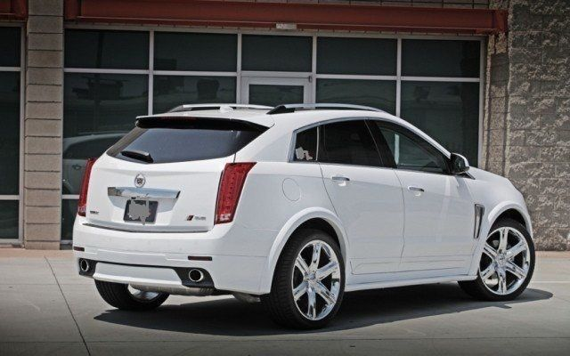 2016 Cadillac SRX Review and Price - http://2016newcars.info/2016-cadillac-srx-review-and-price/