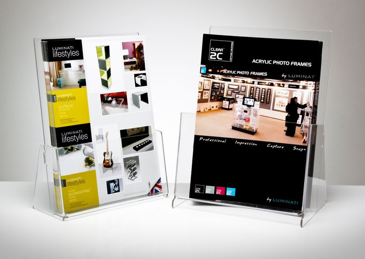 Best Brochure And Literature Stands Images On