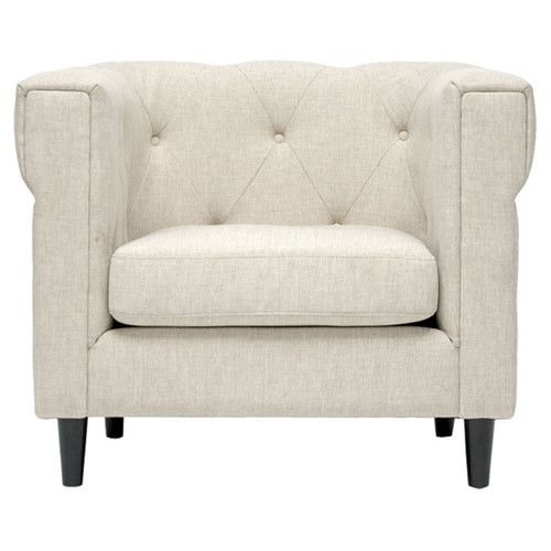 Found it at Joss & Main - Cambridge Tufted Accent Chair