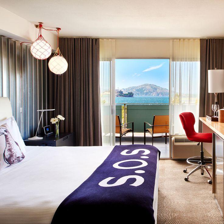 Hotel Zephyr, San Francisco, USA