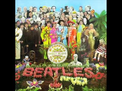 The Beatles - Sgt. Pepper's Lonely Hearts Club Band (Full album)