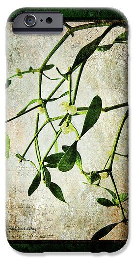 Green IPhone 6s Case featuring the photograph Green Tales by Randi Grace Nilsberg