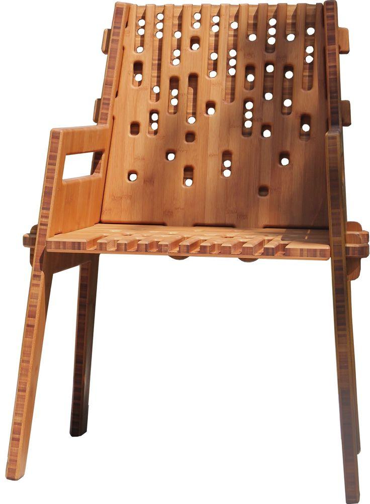 17 mejores ideas sobre sillas de bamb en pinterest - Sillas de bambu ...