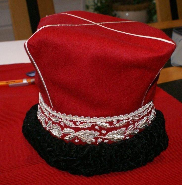 Confederatka d'officier de chevau leger lancier polonais