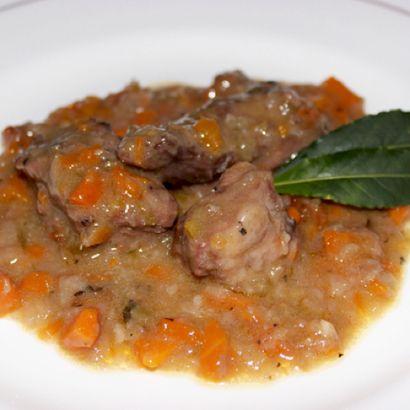 Stufato di carne aromatico by Loveinsoradise